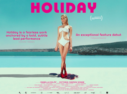 Danish thriller Holiday gets a poster and trailer
