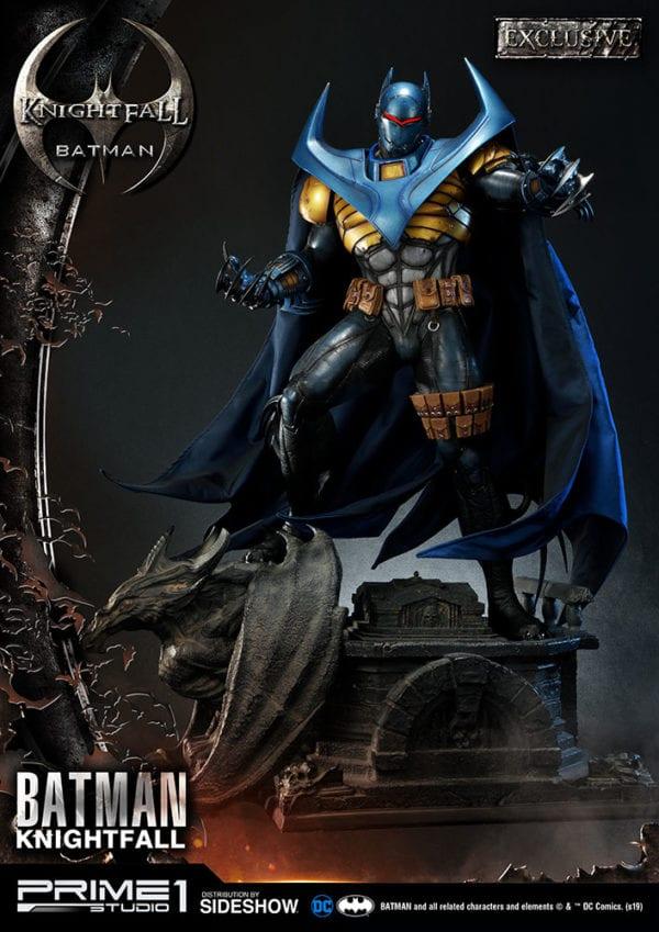 Prime 1 Studios Knightfall Batman Museum Masterline