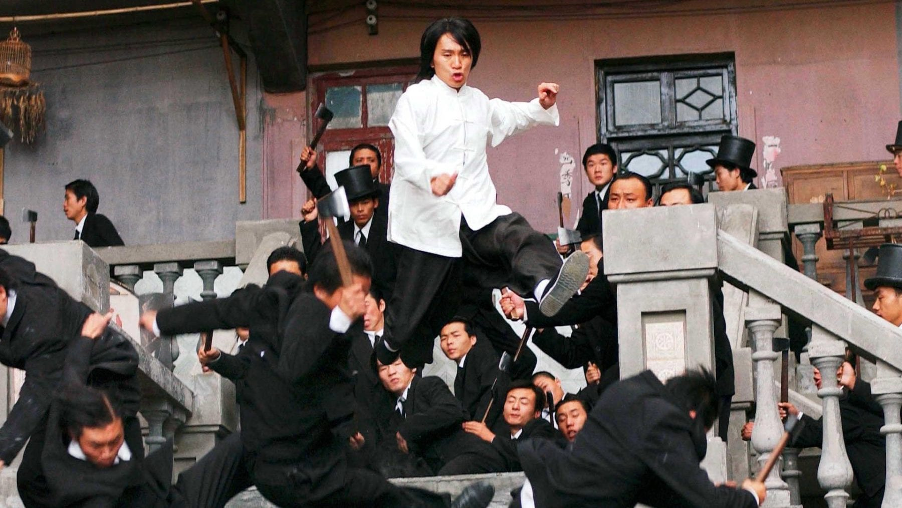 Stephen Chow confirms Kung Fu Hustle sequel