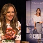 Exclusive Interview – Leah Remini on Second Act and working with Jennifer Lopez