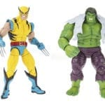 Hasbro's Marvel 80th Anniversary Legends Series action figures revealed