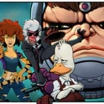 Official synopses for Marvel's Howard the Duck, Hit-Monkey, M.O.D.O.K., Tigra and Dazzler Show and The Offenders