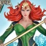 Aquaman's Mera gets a Museum Masterline statue from Prime 1 Studio