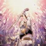 The White Ranger returns in Mighty Morphin Power Rangers #40