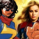 Brie Larson would like to see Ms. Marvel in a Captain Marvel sequel