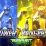 Power Rangers Beast Morphers to premiere in March