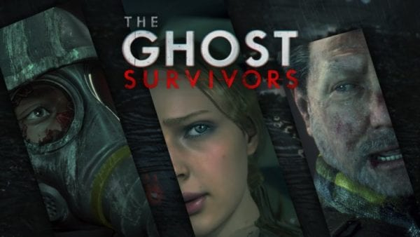 The Ghost Survivors free DLC available now for Resident Evil 2
