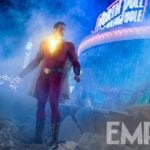 New Shazam! image features Zachary Levi's superhero