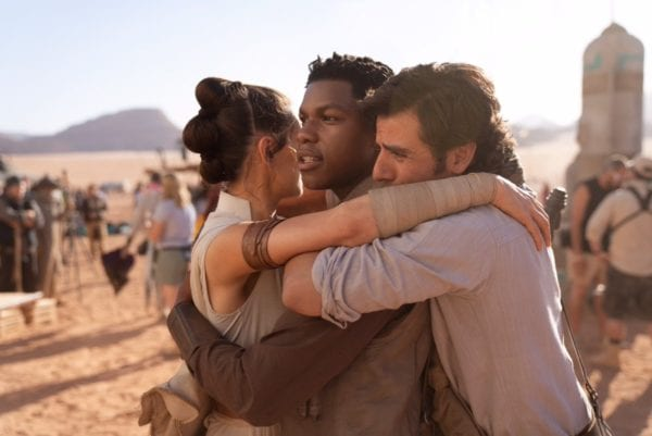 Oscar Isaac says Star Wars: Episode IX can live up to fan expectations
