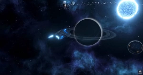 Video Game Review - Stellaris: Console Edition
