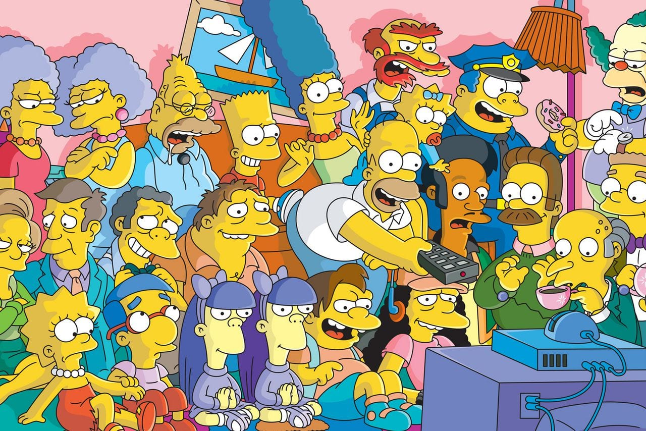 Matt Groening Says The Simpsons Will Return To The Big Screen One Of These Days