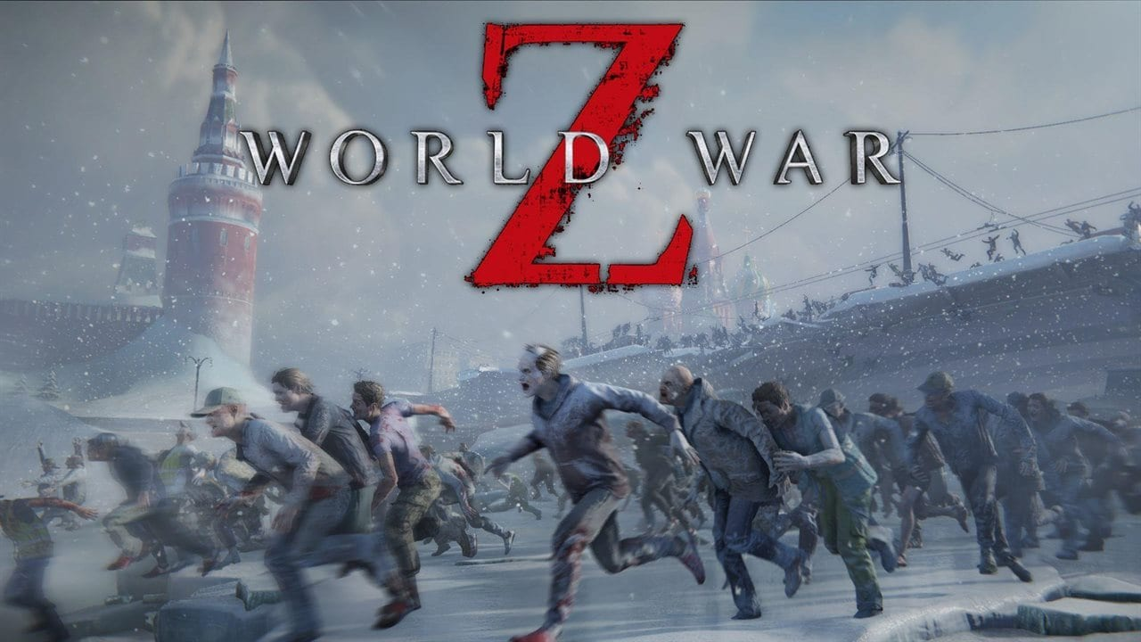 World War Z gets a new gameplay trailer