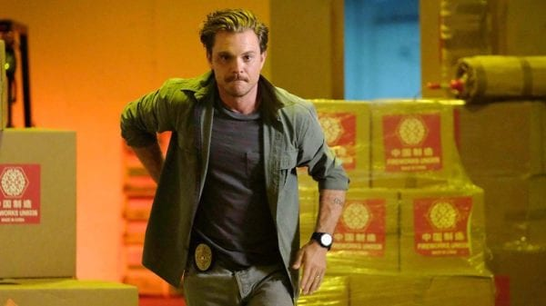 Clayne Crawford returning to TV with Into the Dark