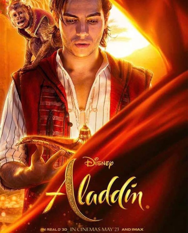 Disney 39 s aladdin gets four new character posters - Aladdin 2019 poster ...
