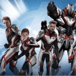 Avengers: Endgame promo art showcases the team's new suits