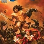 Conan joins the Marvel universe in preview of Avengers: No Road Home #6