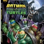 Batman vs. Teenage Mutant Ninja Turtles cover artwork, release date and special features revealed