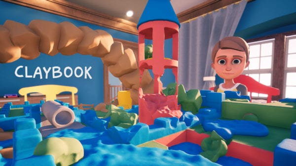 Video Game Review – Claybook