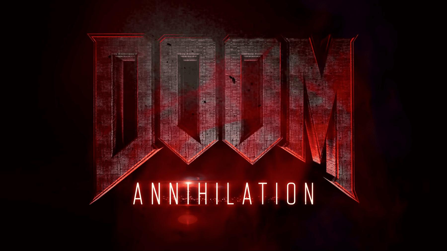 Doom movie reboot Doom: Annihilation gets a trailer