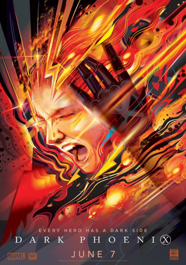 X-Men: Dark Phoenix gets a WonderCon poster
