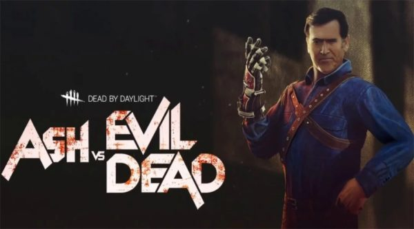 Evil Dead's Ash Williams coming to Dead by Daylight | Flickering Myth