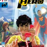 Comic Book Preview – Dial H for Hero #1