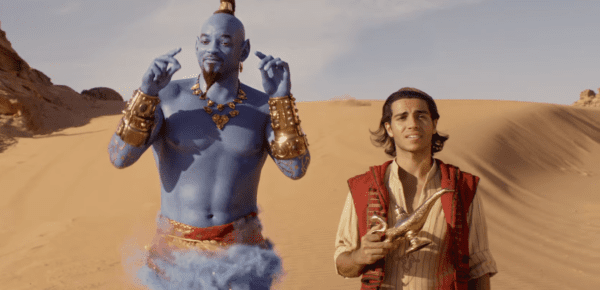 Aladdin Trailer Offers A Glimpse Of The Film S Big Musical