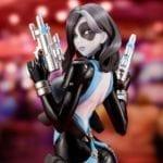 Marvel's Domino joins Kotobukiya's Bishoujo series