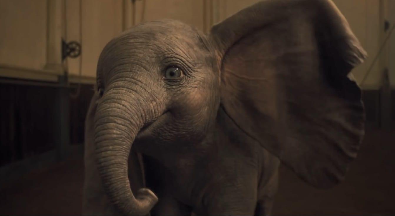 Disney's Dumbo gets a ...