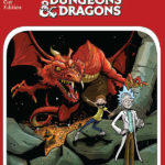 Comic Book Preview – Rick and Morty vs. Dungeons & Dragons Director's Cut