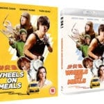 Giveaway – Win Wheels on Meals starring starring Jackie Chan, Sammo Hung and Yuen Biao – NOW CLOSED