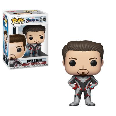 Funko S Avengers Endgame Pop Vinyls Dorbz And Mystery