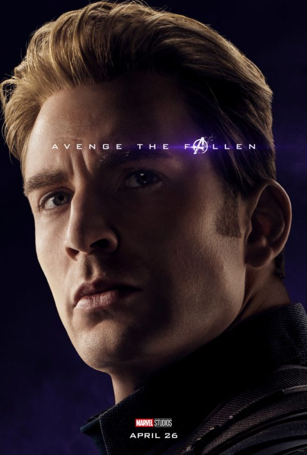 Avenge the Fallen with Avengers: Endgame character posters