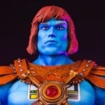 Mondo unveils its Masters of the Universe Faker action figure