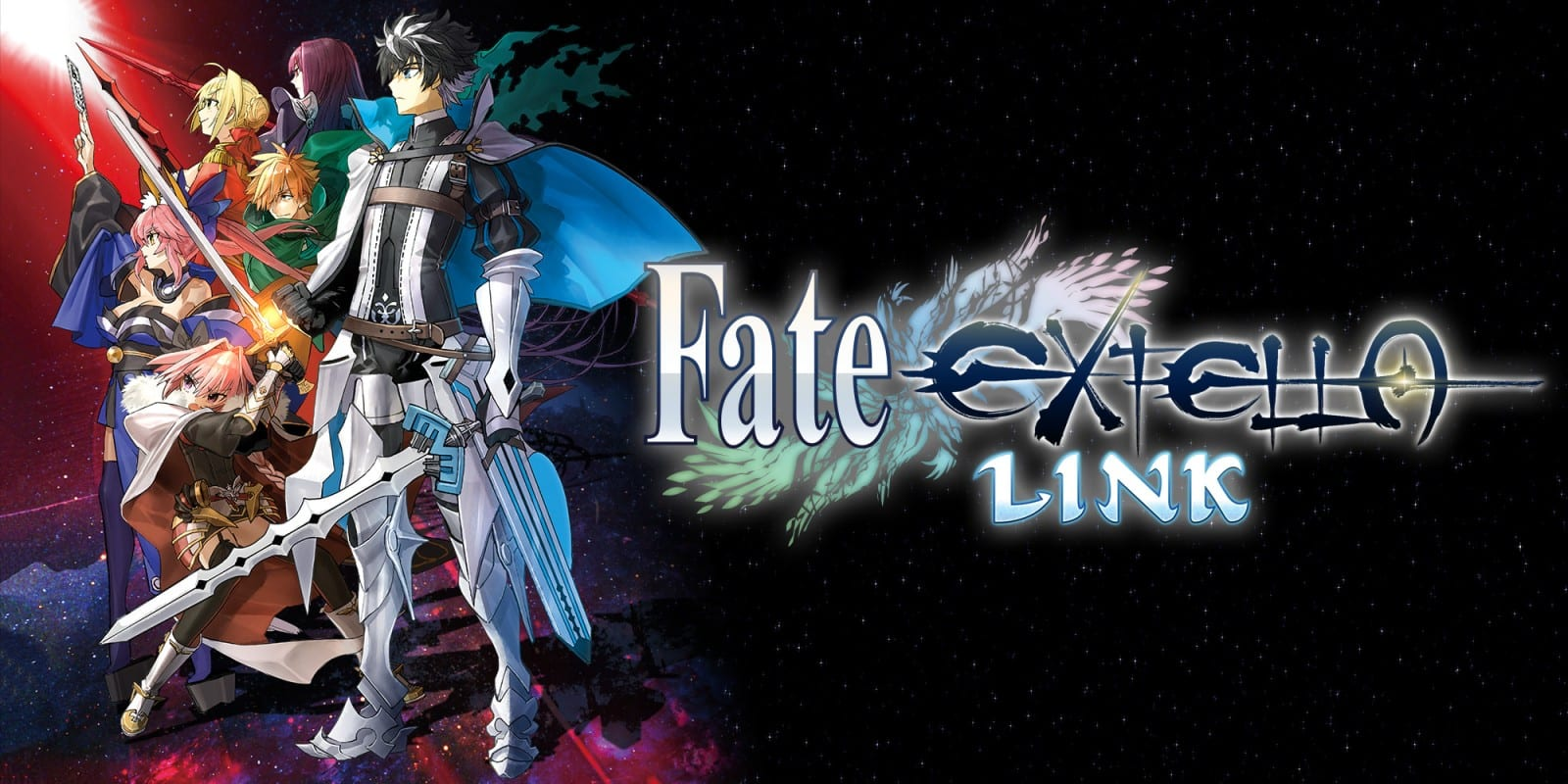 Fate/Extella Link arrives on Nintendo Switch, PS4 and PS Vita in Europe