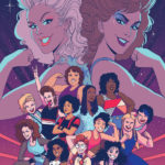 Comic Book Preview – GLOW #1