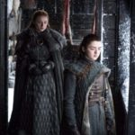 Maisie Williams has confirmed an Arya and Sansa team up for Game of Thrones' final season