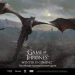 Real-time strategy PC browser game Game of Thrones Winter is Coming available now