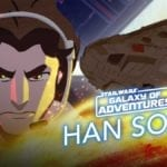 New Star Wars: Galaxy of Adventures shorts featuring Luke Skywalker and Han Solo