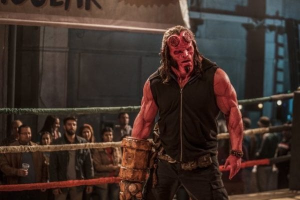 "David Harbour admits Hellboy has ""major problems"" but ""we did our best"""