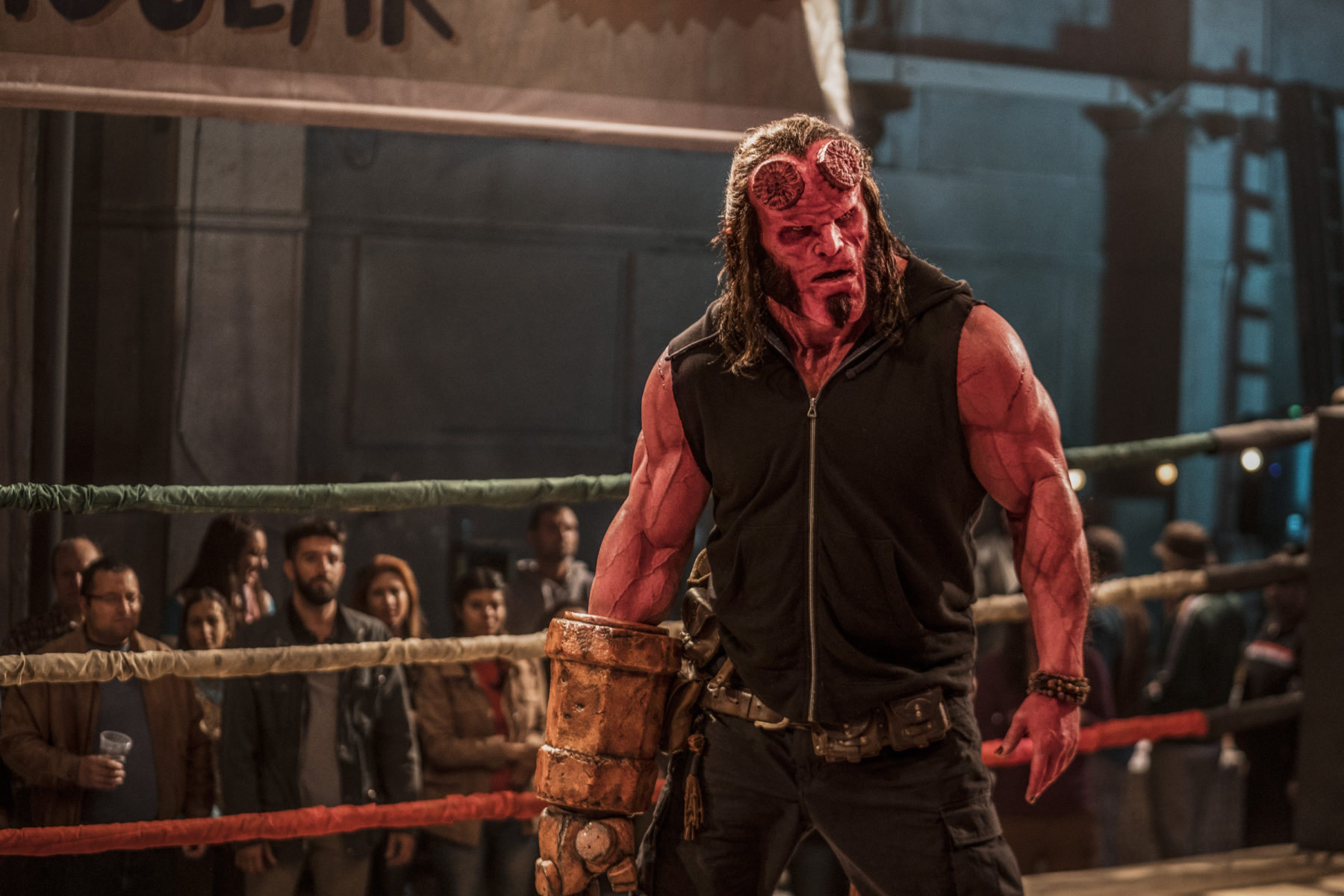 Hellboy Besetzung