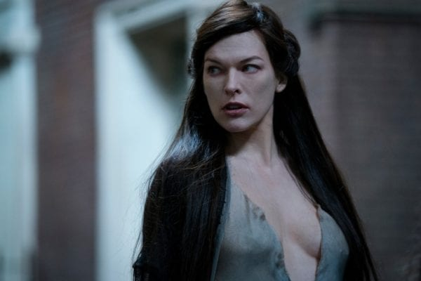 Hellboy motion poster features Milla Jovovich's Queen of Blood