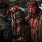 New images and TV spots for Hellboy arrive online