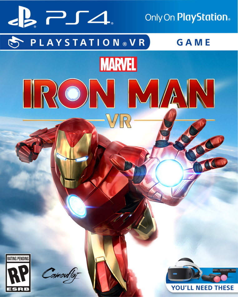 The Man With The Iron Fists Trailer: Marvel's Iron Man VR Coming To PlayStation, First Trailer