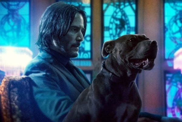 Keanu Reeves Quotes 'The Matrix' in the New 'John Wick 3' Trailer