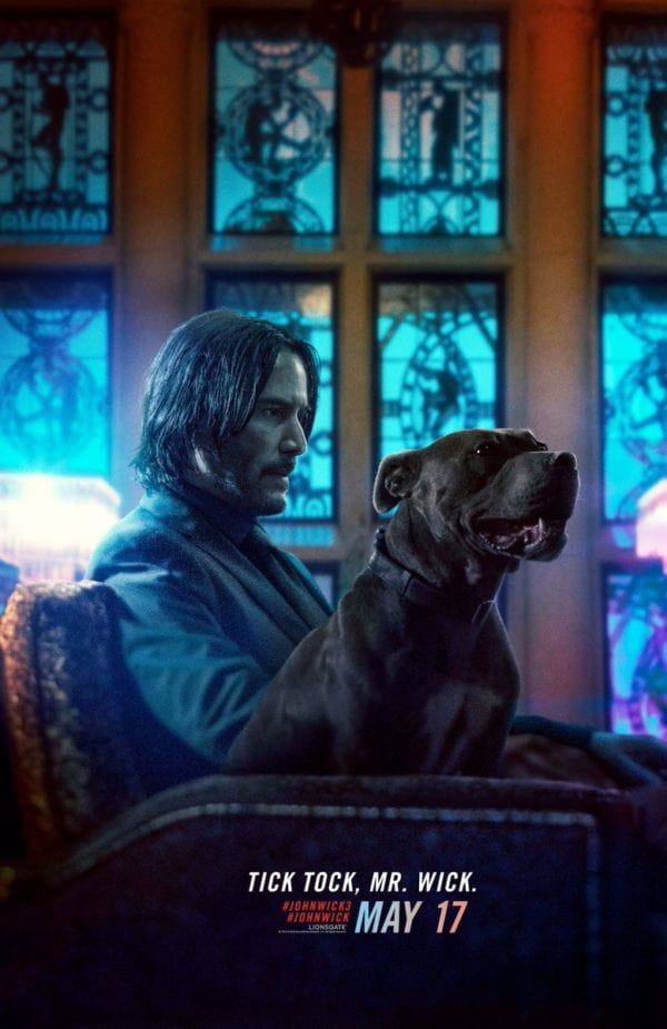 John Wick: Chapter 3 – Parabellum gets a batch of character posters