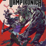 Get a first-look preview at Archie Horror's Jughead: The Hunger vs. Vampironica #1