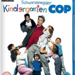 Blu-ray Review – Kindergarten Cop / Kindergarten Cop 2