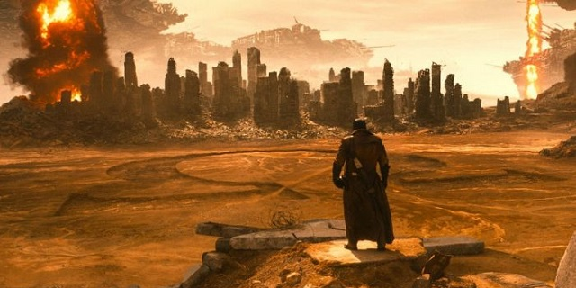 Zack Snyder has talked with DC about finishing his Justice League story as a comic book