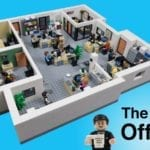 The Office LEGO Ideas concept progresses to Review Stage